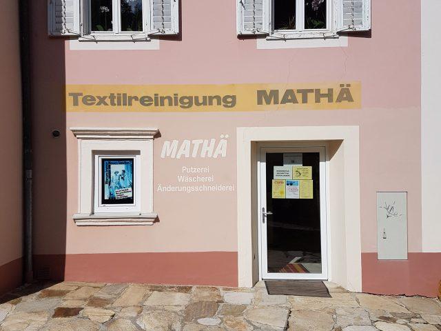 Die Putzerei Hartberg (Mathä)