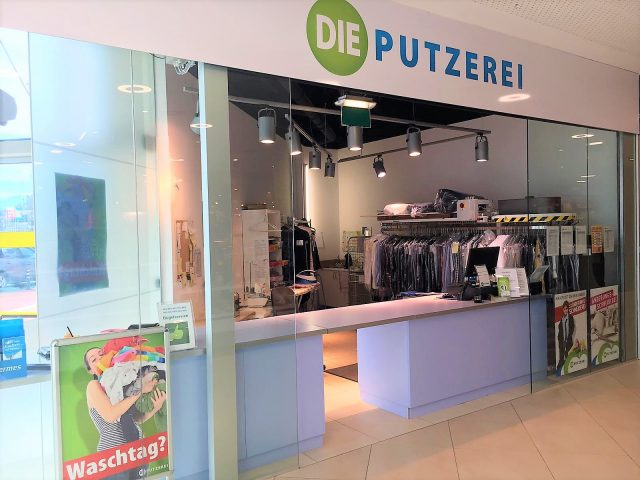 Die Putzerei Graz Center West