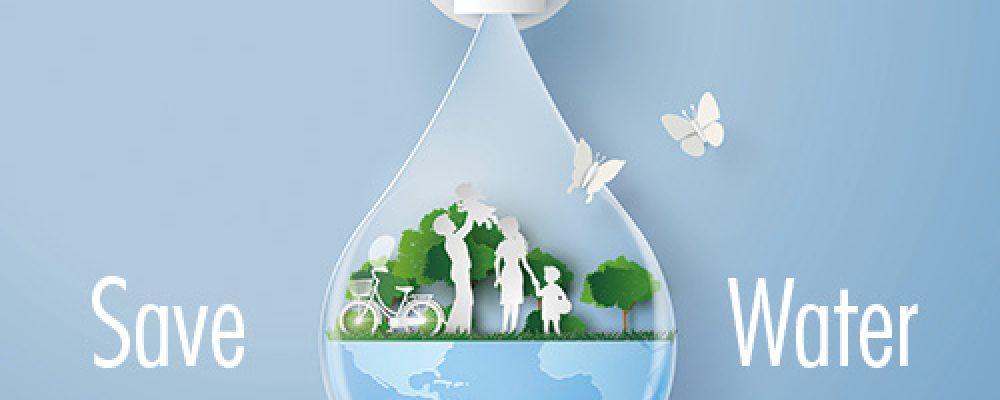 Nachhaltige Wasserwirtschaft in Zeiten der Trinkwasser Knappheit
