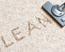 Teppiche richtig reinigen – so funktioniert's